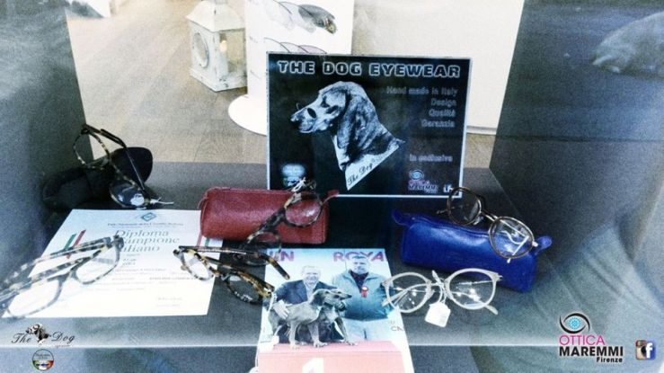 ottica firenze  montature occhiali the dog